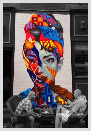 The Girl in Little Italy